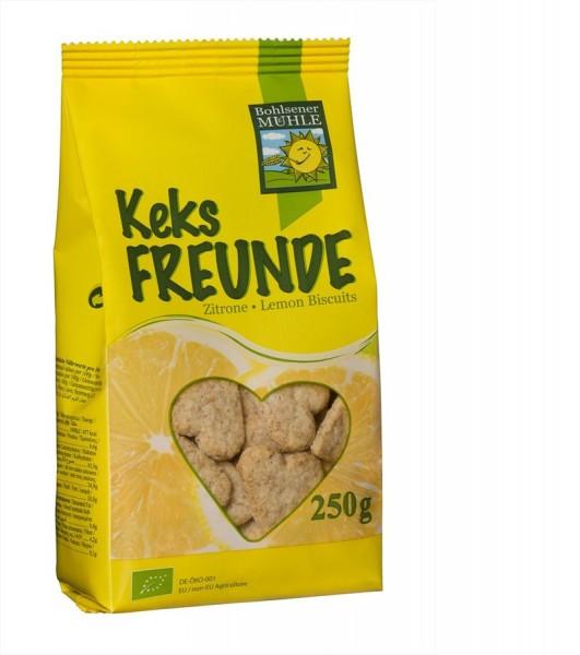 Keksfreunde Zitrone BIOLAND, 250g