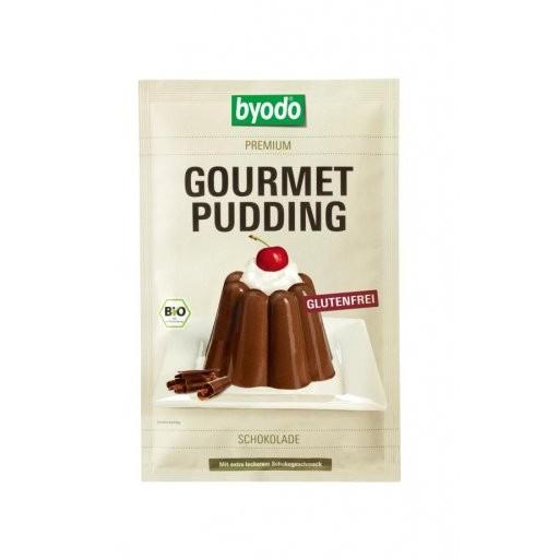 Gourmetpudding Schokolade glutenfrei, Tüten