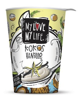 MyLove MyLife Kokoscreme Vanille, 180g