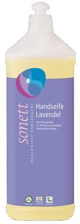 Handseife Lavendel - Nachfüllflasche, 1.0l