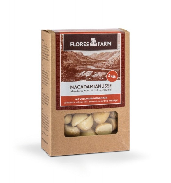 Macadamia Nüsse, 75g