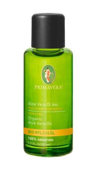 Aloe Vera-Pflegeöl, 50ml