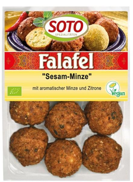 Falafel Sesam-Minze vegan 12St, 220g
