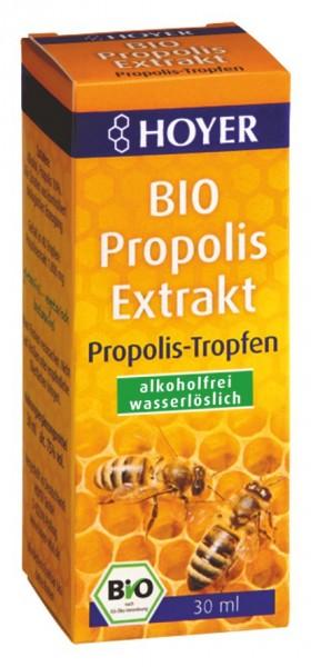 Propolis Extrakt alkoholfrei - Tropfen, 30ml