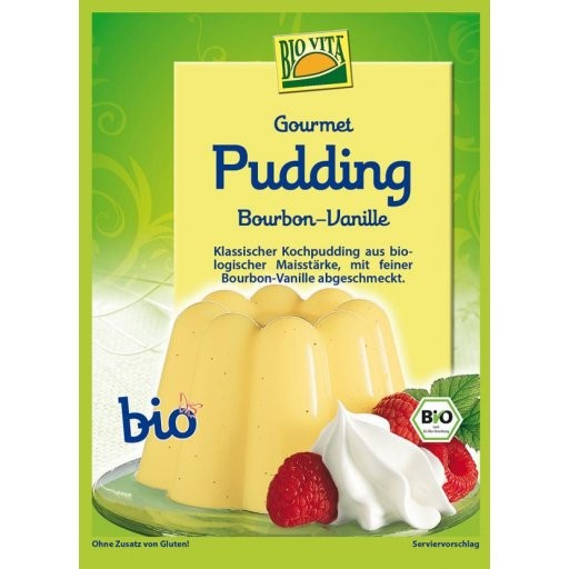 Puddingpulver Vanille, Stück