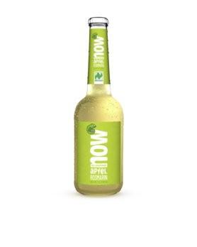 NOW Apfel-Rosmarin glutenfrei NATURLAND, 0,33l