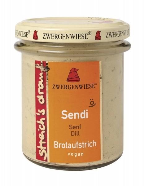 Streichs drauf SENDI glutenfrei, 160g