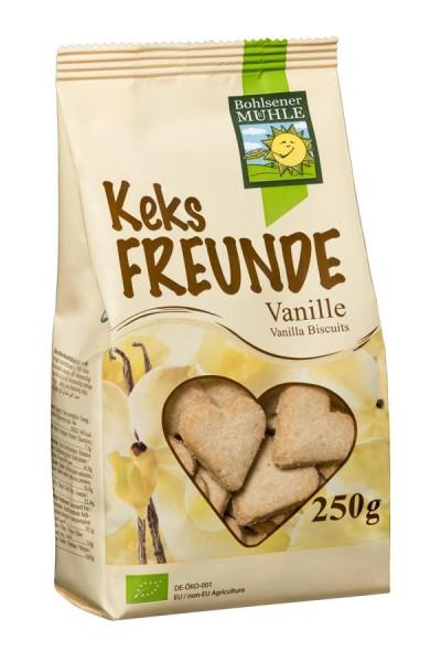 Keksfreunde Vanille BIOLAND, 250g