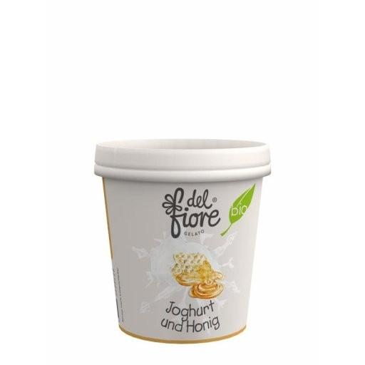 Eisbecher Joghurteis mit Honig, 130ml