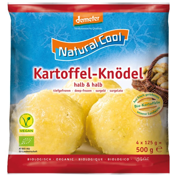 TK-Kartoffelknödel DEMETER 4St, 500g