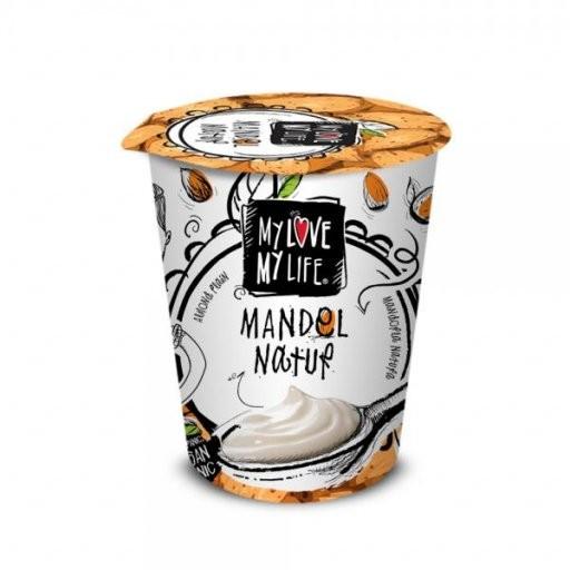 MyLove MyLife Mandelcreme ungesüßt, 400g
