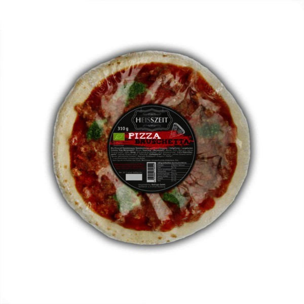 TK-Steinofen-Pizza Bruschetta Heisszeit, 310g