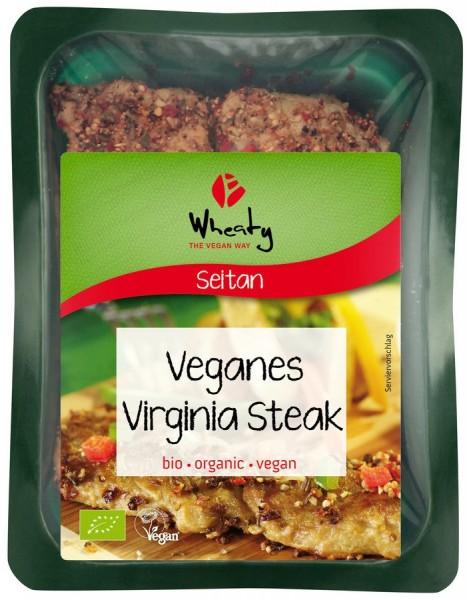 WHEATY Veganbratstück Steak Virginia 2St, 175g