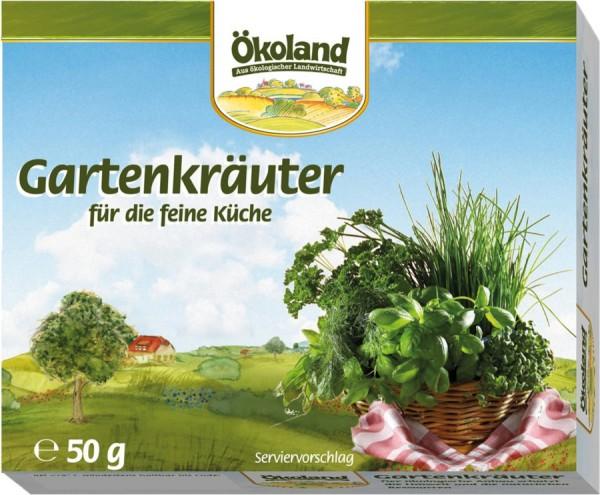 TK-Gartenkräuter fein gehackt, 50g