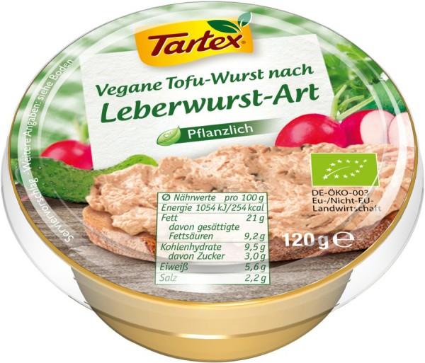 Wie Pfälzer Leberwurst, 120g