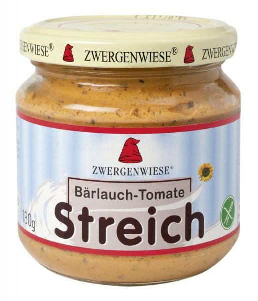 Streich Bärlauch-Tomate glutenfrei, 180g
