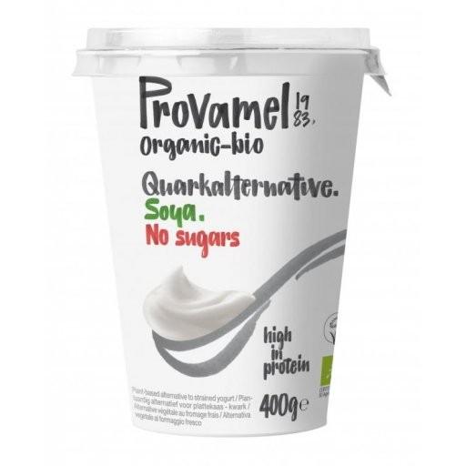 Soja-Quark-Alternative natur ohne Zucker, 400g
