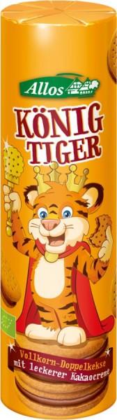 König Tiger Doppelkeks mit Kakaocremefüllung, 300g