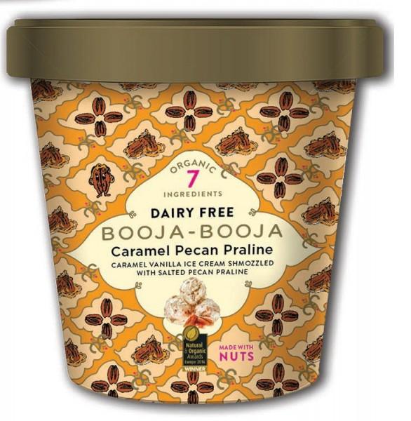 Eisbecher Caramel Pecan Praline, 110ml