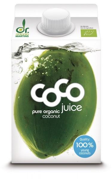 Cocojuice pur - Elopak, 0.5l