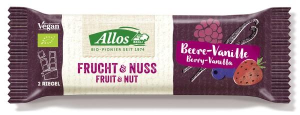 Frucht & Nuss Riegel Beeren-Vanille, 50g