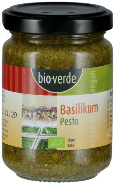 Basilikum-Pesto vegan, 125ml