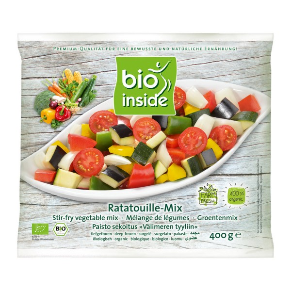 TK-Ratatouille-Mix bio-inside, 400g