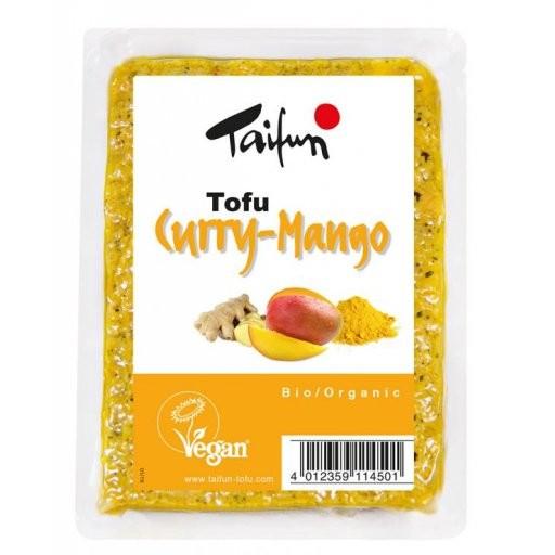 Tofu Curry-Mango, 200g