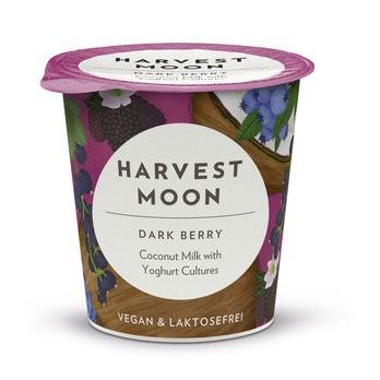 Kokos mit Joghurtkulturen Dark Berry, 125g