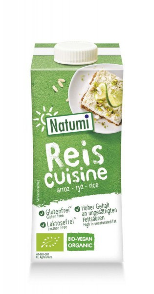 Reis Cuisine glutenfrei 8%, 200ml
