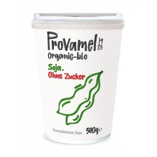 Soja-Jogurtalternative natur ohne Zucker, 400g