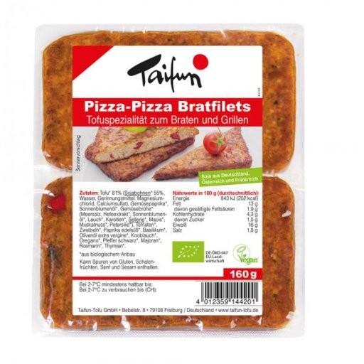 Bratfilets Pizza-Pizza 2St, 160g