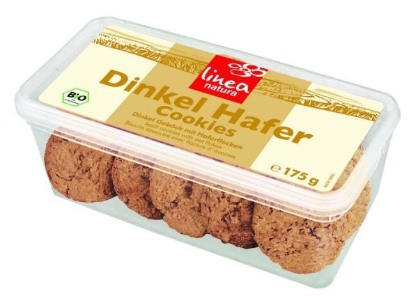 Dinkel Hafer Cookies - Mehrzweckdose, 175g