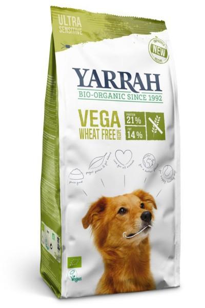 Hundetrockenfutter Vega wheat-free vegan, 10kg