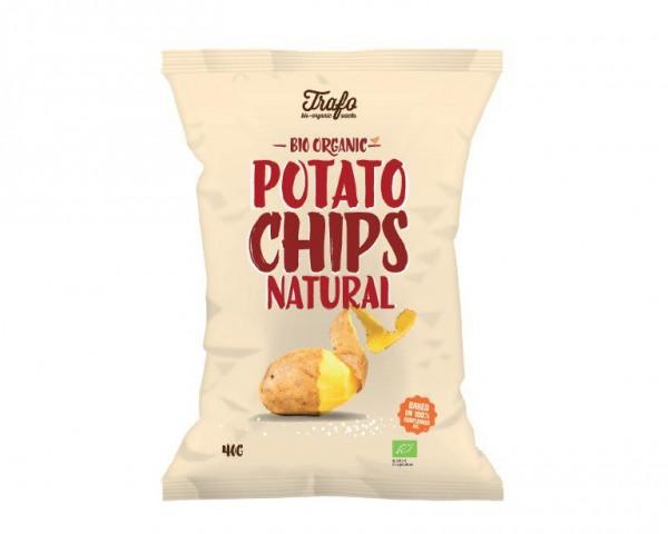 Kartoffelchips gesalzen - Kleingröße, 40g