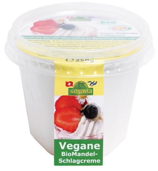 Mandel-Schlagcreme vegan, 250g