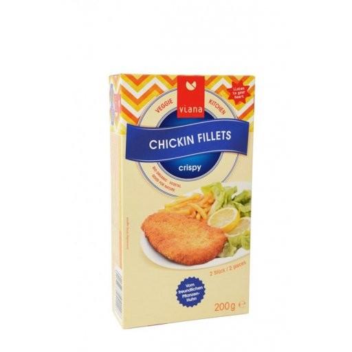 Chickin Fillets 2St, 200g