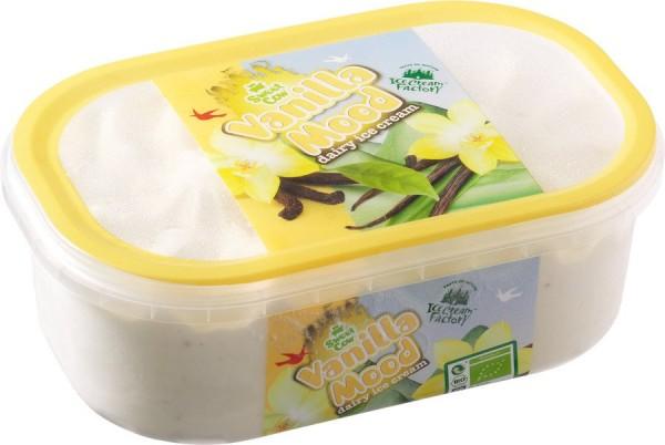 Familieneispackung Sweet Cow Vanille, 900ml