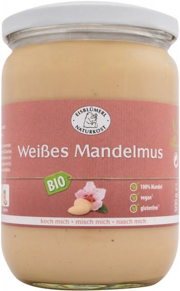 Mandelmus weiß glutenfrei, 500g