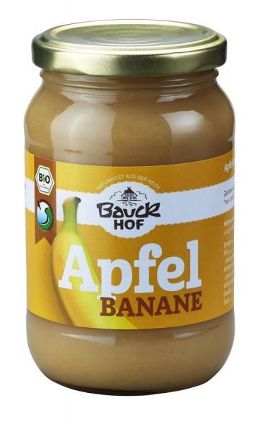 Apfel-Bananenmark ungesüßt, 360g