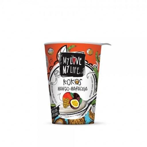 MyLove MyLife Kokoscreme Mango-Maracuja, 180g