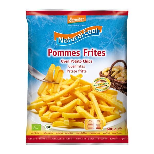TK-Backofen-Pommes DEMETER, 600g