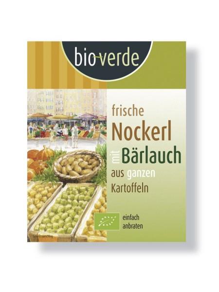 Frische Bärlauch-Nockerl, 400g