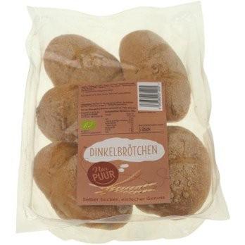 Dinkel-Brötchen 5St vegan, 250g