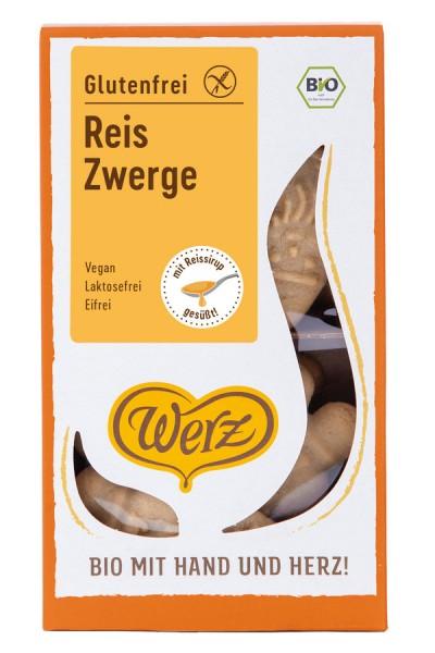Reis-Vollkorn-Zwerge glutenfrei, 125g