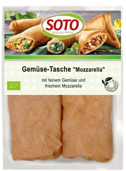Gemüse-Taschen mit Mozzarella 2St, 220g