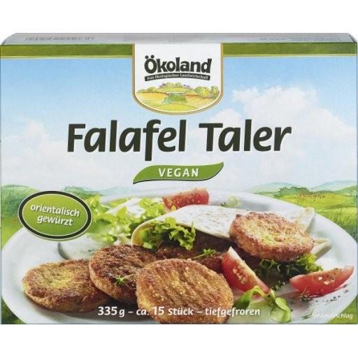 TK-Falafeltaler 15St, 335g