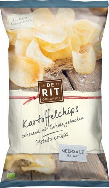Kartoffelchips Meersalz, 125g