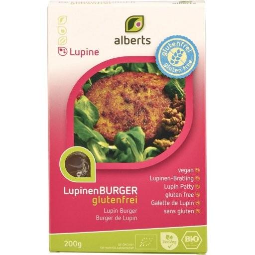 Lupinen-Burger, 200g
