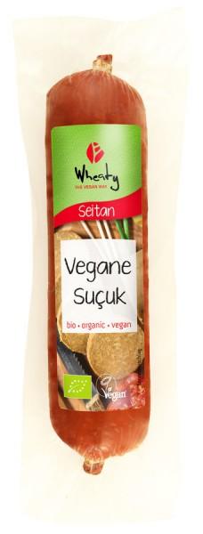 WHEATY Sucuk vegan 1St, 200g